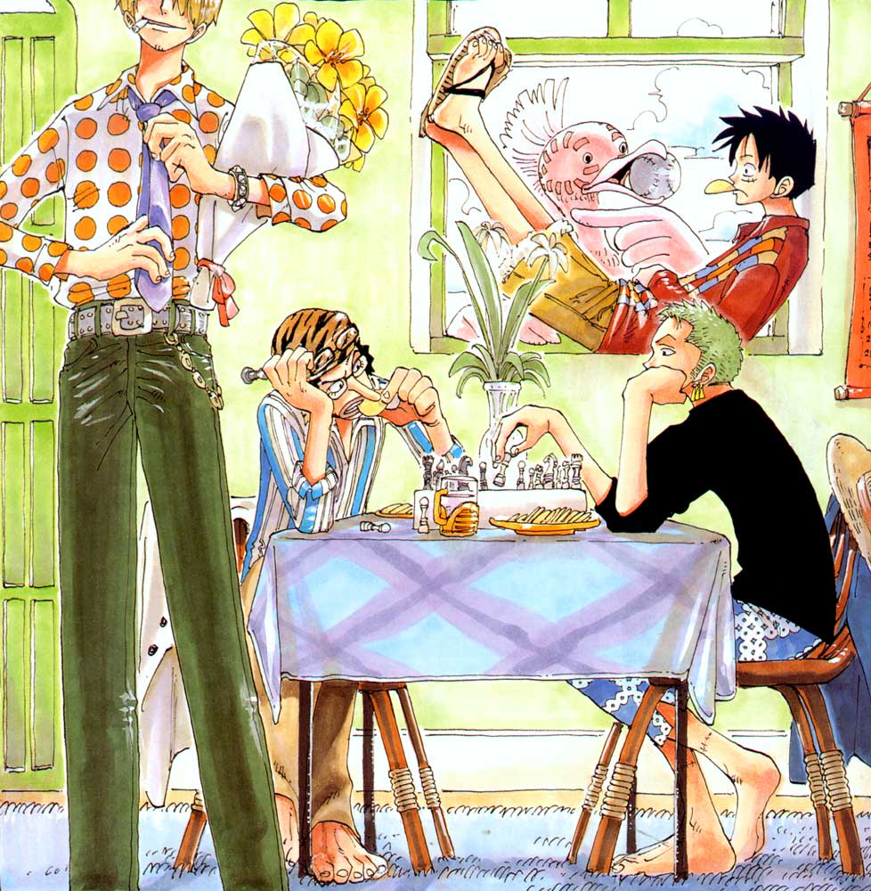 Untitled document - One piece equipage luffy ...